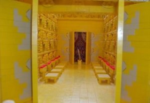 temple room