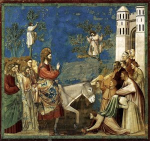 triumphal entry photo